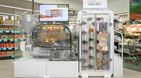 Broodbakrobot Breadbot
