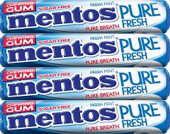 Mentos Pure Fresh omzettip