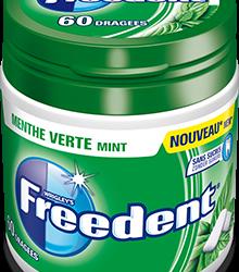 Freedent kauwgom box