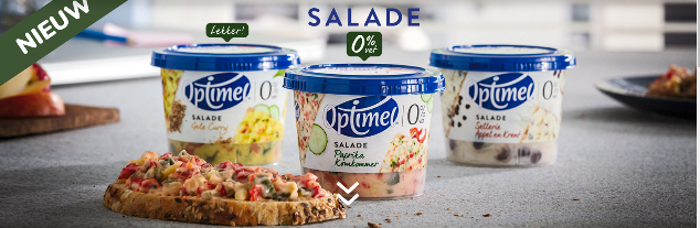 Optimel Salade out of home