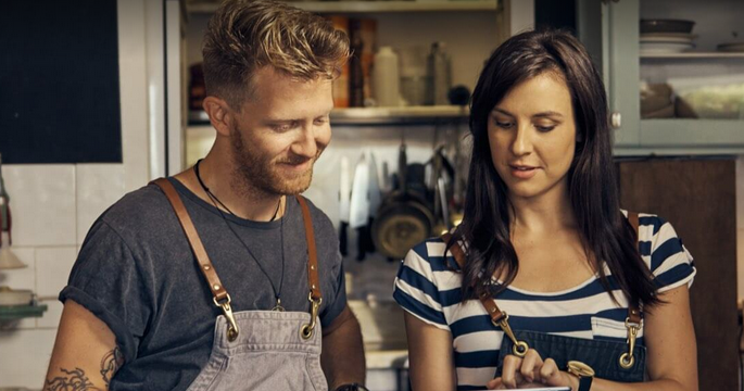Leuke app voor tankstations: Foodsy
